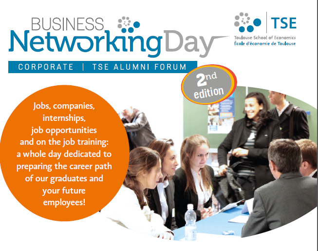 Participez au Business Networking Day