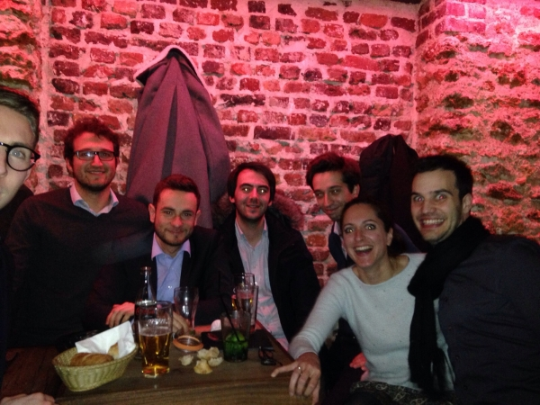 Alumni Afterwork in Paris: thanks for coming!