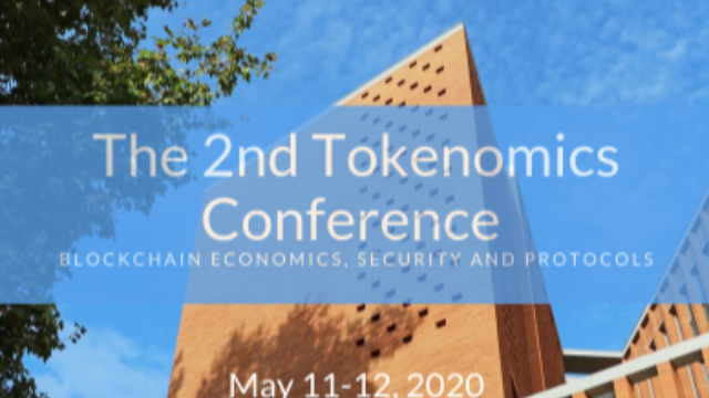 The 2nd Tokenomics Conference