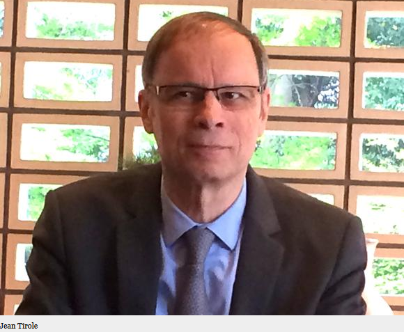 Economist Tirole says structural reforms offer path to brighter future