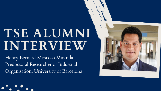 Alumni Interview : Henry Bernard, Predoctoral Researcher at UB