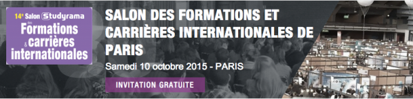 SALON DES CARRIERES INTERNATIONALES