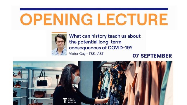 What can history teach us about the potential long-term consequences of COVID-19 ?